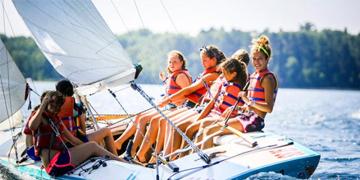 How sailing helps navigate life